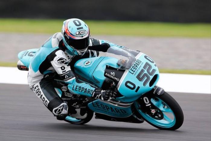 Danny Kent Leopard Racing