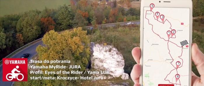 Najpiekniejsze trasy w aplikacji MyRide