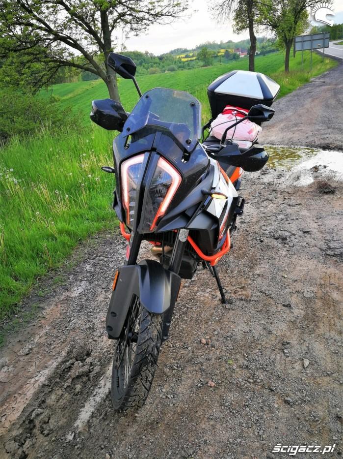 KTM 1290 Super Adventure R test motocykla 09