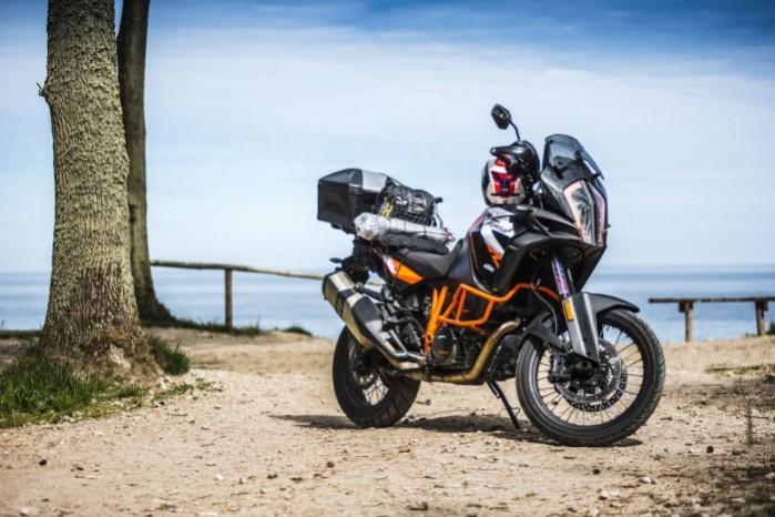1290 Super Adventure R test motocykla KTM