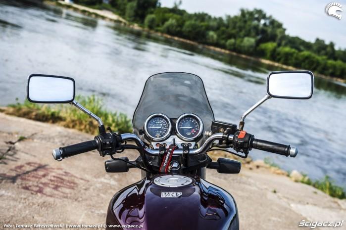 Honda CB750 Seven Fifty 07