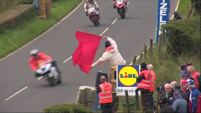 Ulster GP wypadek Guy Martin