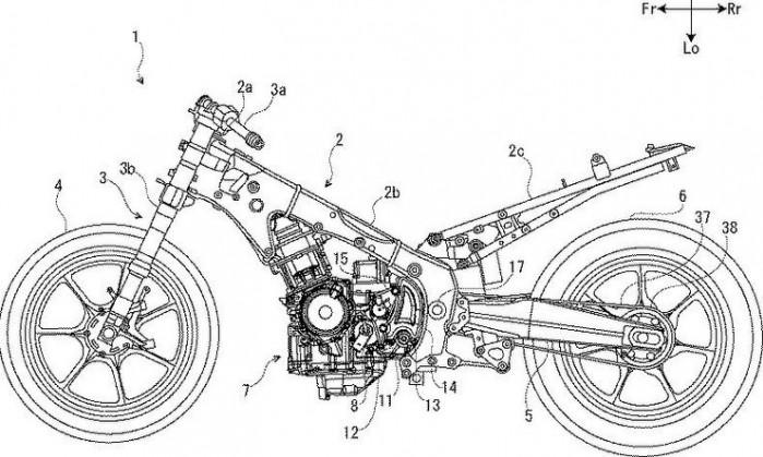 hayabusa patent
