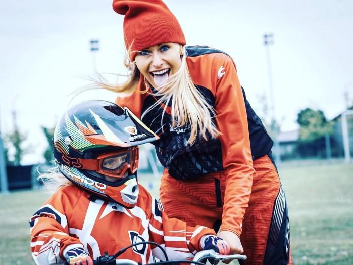 Dzieciaki na motocyklach 05