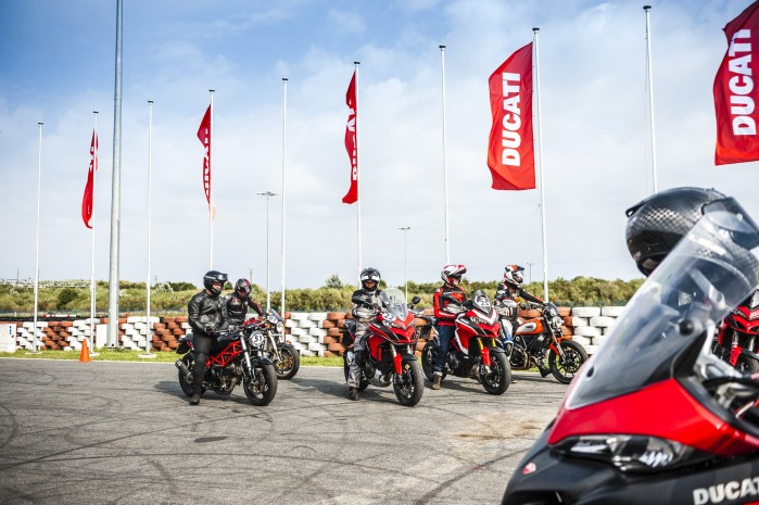 Baltic Ducati weekend 201911