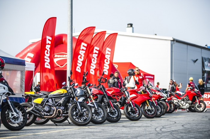 Baltic Ducati weekend 201915