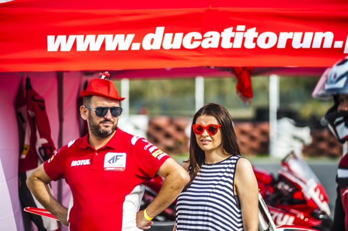 Baltic Ducati weekend 201917