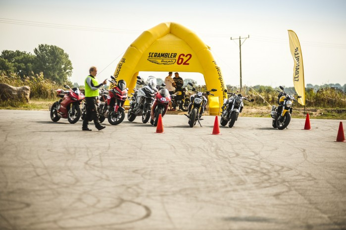 Baltic Ducati weekend 201918