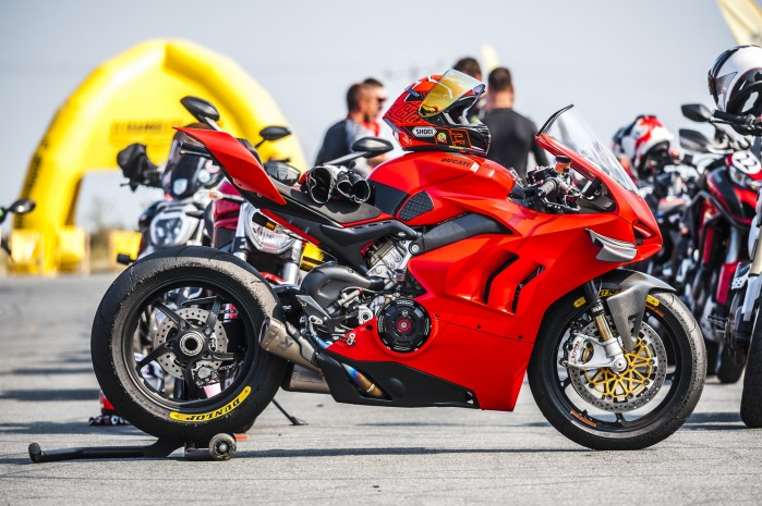 Baltic Ducati weekend 201935