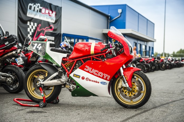 Baltic Ducati weekend 20194