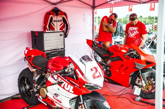 Baltic Ducati weekend 20199