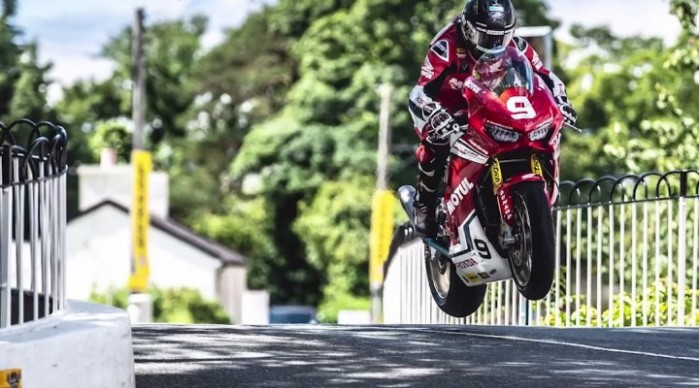 Isle of Man TT z