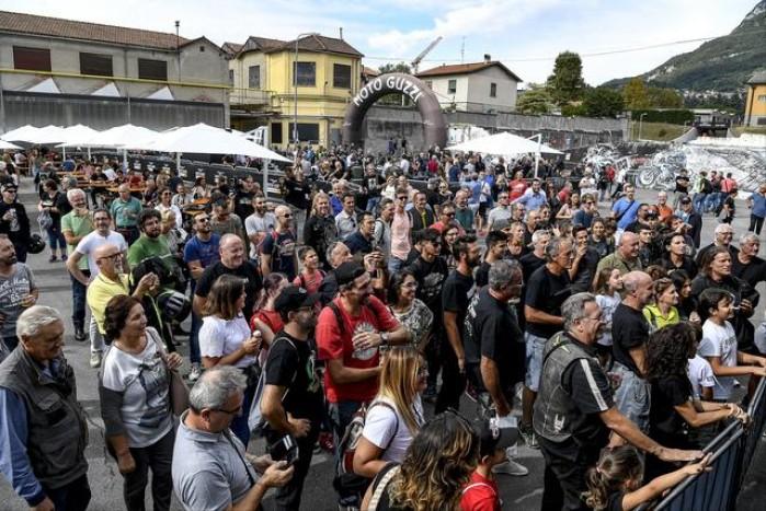 Moto Guzzi Open House 2019 08