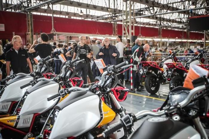 Moto Guzzi Open House 2019 11