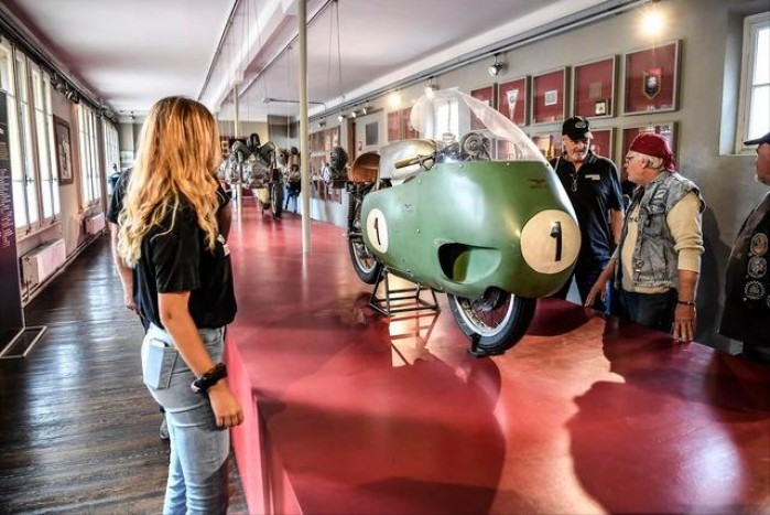 Moto Guzzi Open House 2019 13