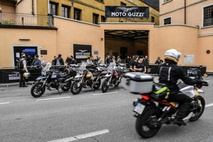Moto Guzzi Open House 2019 16
