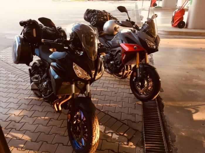 Yamaha Tracer Slowacja 2019 01