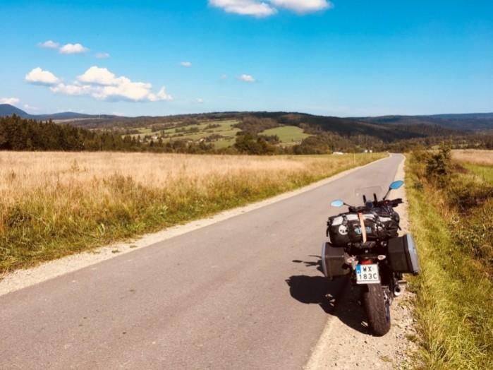 Yamaha Tracer Slowacja 2019 16