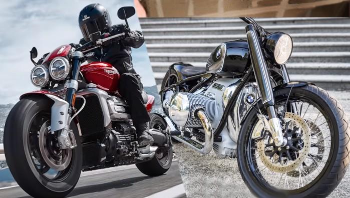 motocykle nowe modele 2020