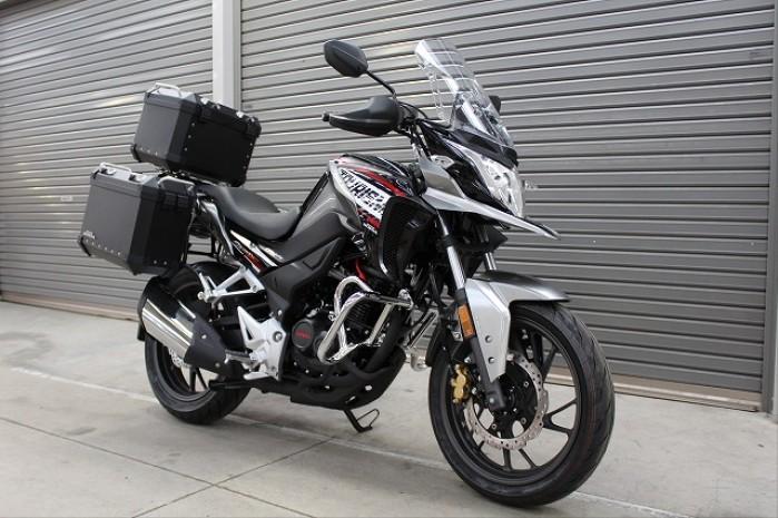 Honda CB190X 2