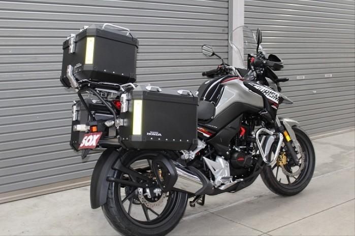 Honda CB190X 3