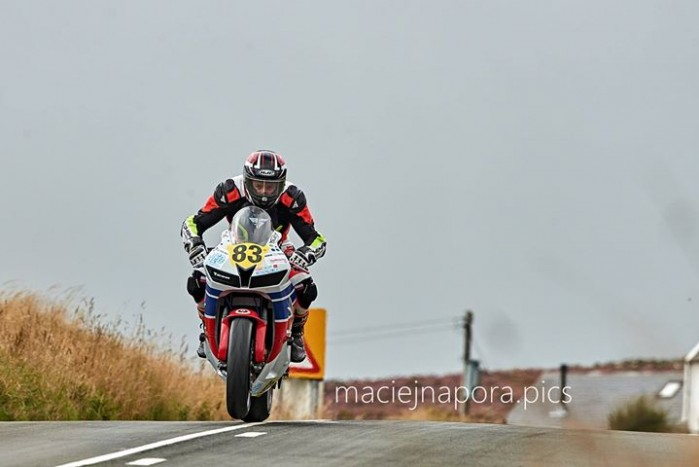Manx Grand Prix 2019 Krystian Paluch 11