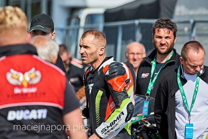 Manx Grand Prix 2019 Krystian Paluch 22