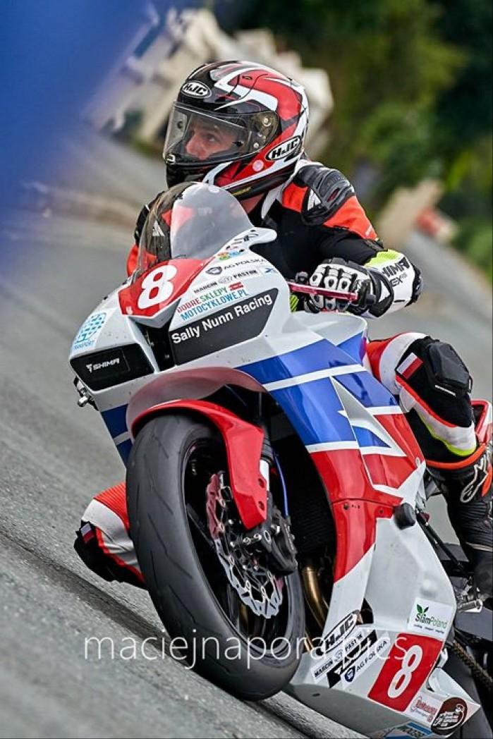 Manx Grand Prix 2019 Krystian Paluch 24