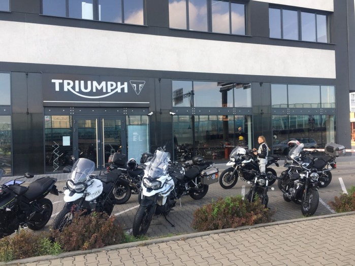 Triumph Warszawa 3