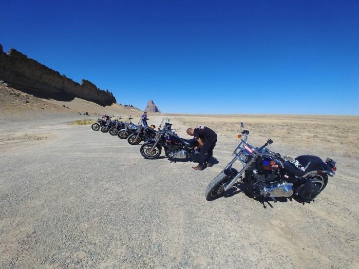 Motul Ameryka Tour Dolina Pomnikow 2