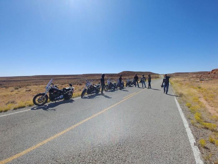 Motul Ameryka Tour Dolina Pomnikow 4