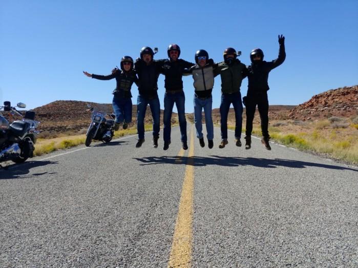 Motul Ameryka Tour Dolina Pomnikow 5
