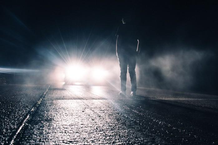 widocznosc na drodze