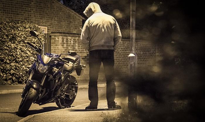 zlodziej moto