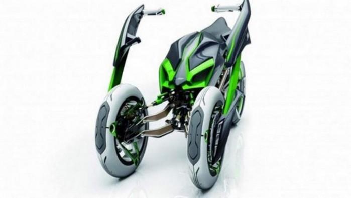 B kawasaki j concept al tokio motor show 2013 3