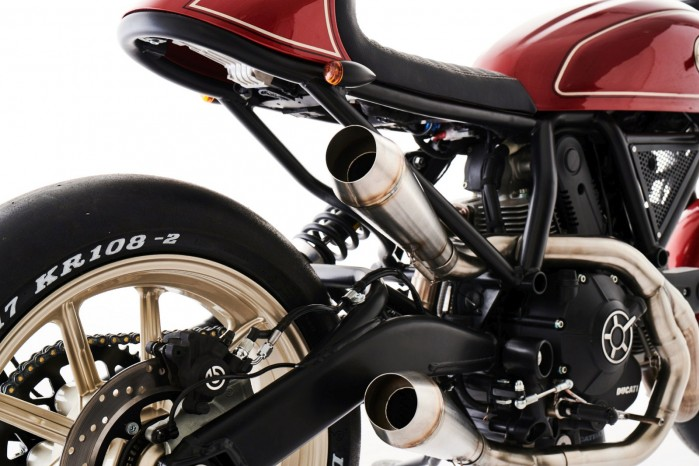 ESG Ducati Rumble 3