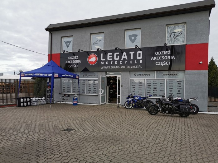 Legato Motocykle 1