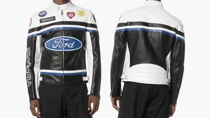 versace ford motorcycle jacket