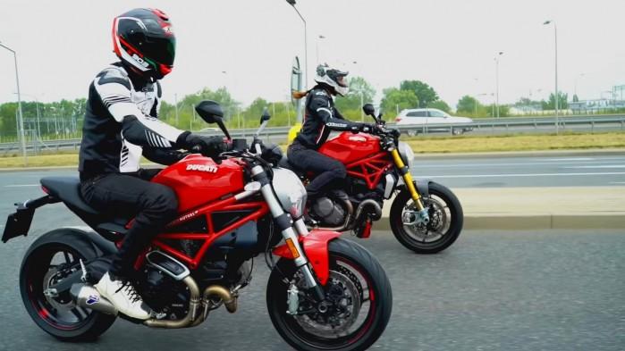 Ducati Monster 797 vs Monster 1200 1