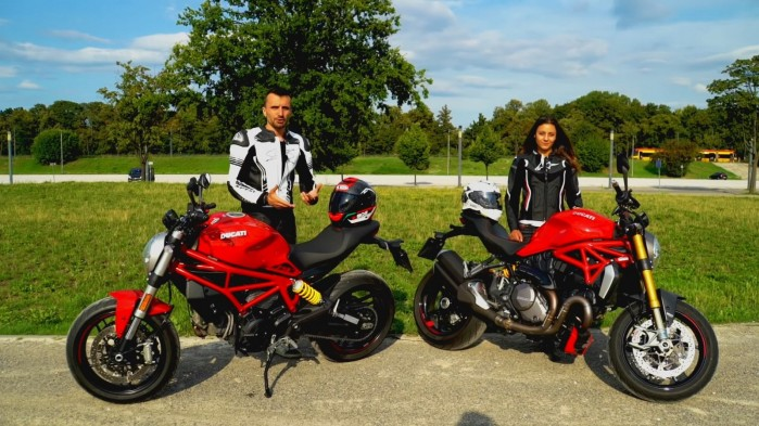 Ducati Monster 797 vs Monster 1200 5