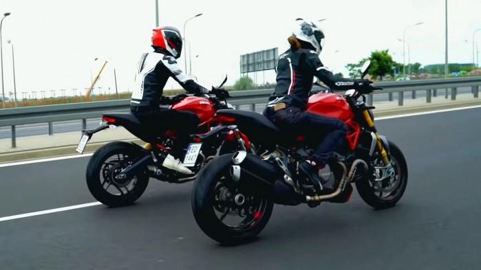 Ducati Monster 797 vs Monster 1200 7