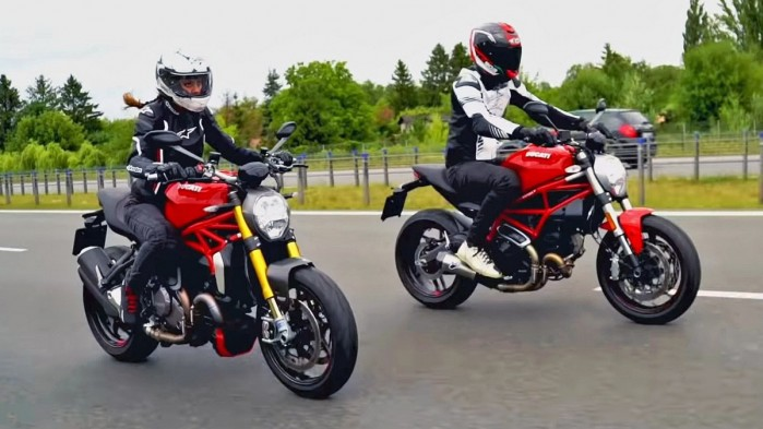 Ducati Monster 797 vs Monster 1200 8