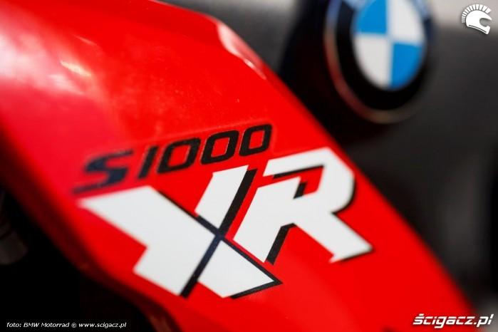 Logo BMW S1000XR