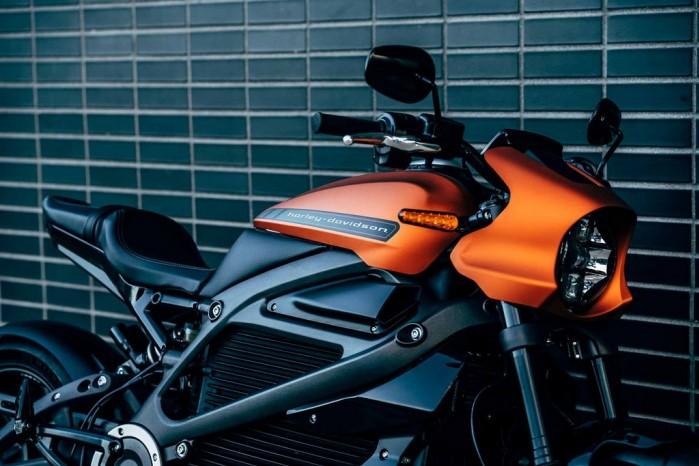 Harley Davidson LiveWire7