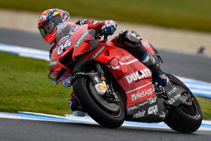 MotoGP Australia 2019 Andrea Dovizioso