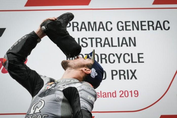 MotoGP Australia Phillip Island Jack Miller but
