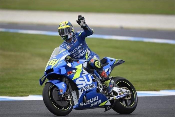 MotoGP Australia Phillip Island Joan Mir