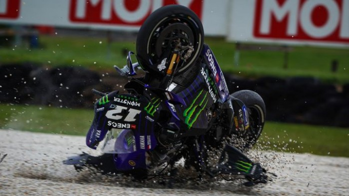 MotoGP Australia Phillip Island Maverik Vinales