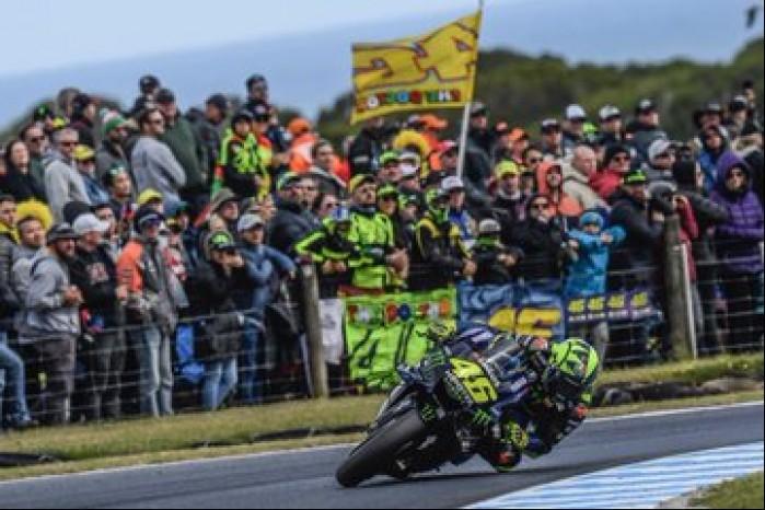 MotoGP Australia Phillip Island Valentino Rossi