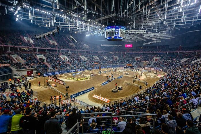 Mistrzostwa Swiata SuperEnduro 2019 2020 Lodz 3